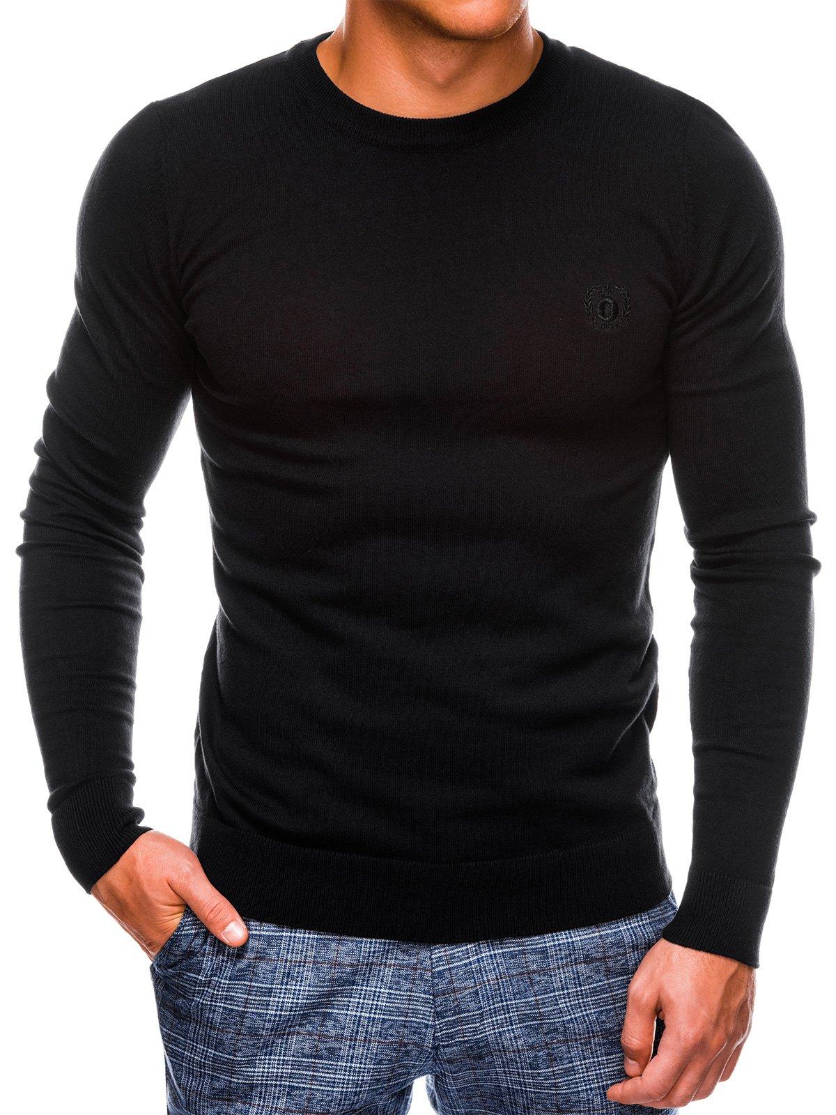 Pánsky sveter Trey čierna XXL
