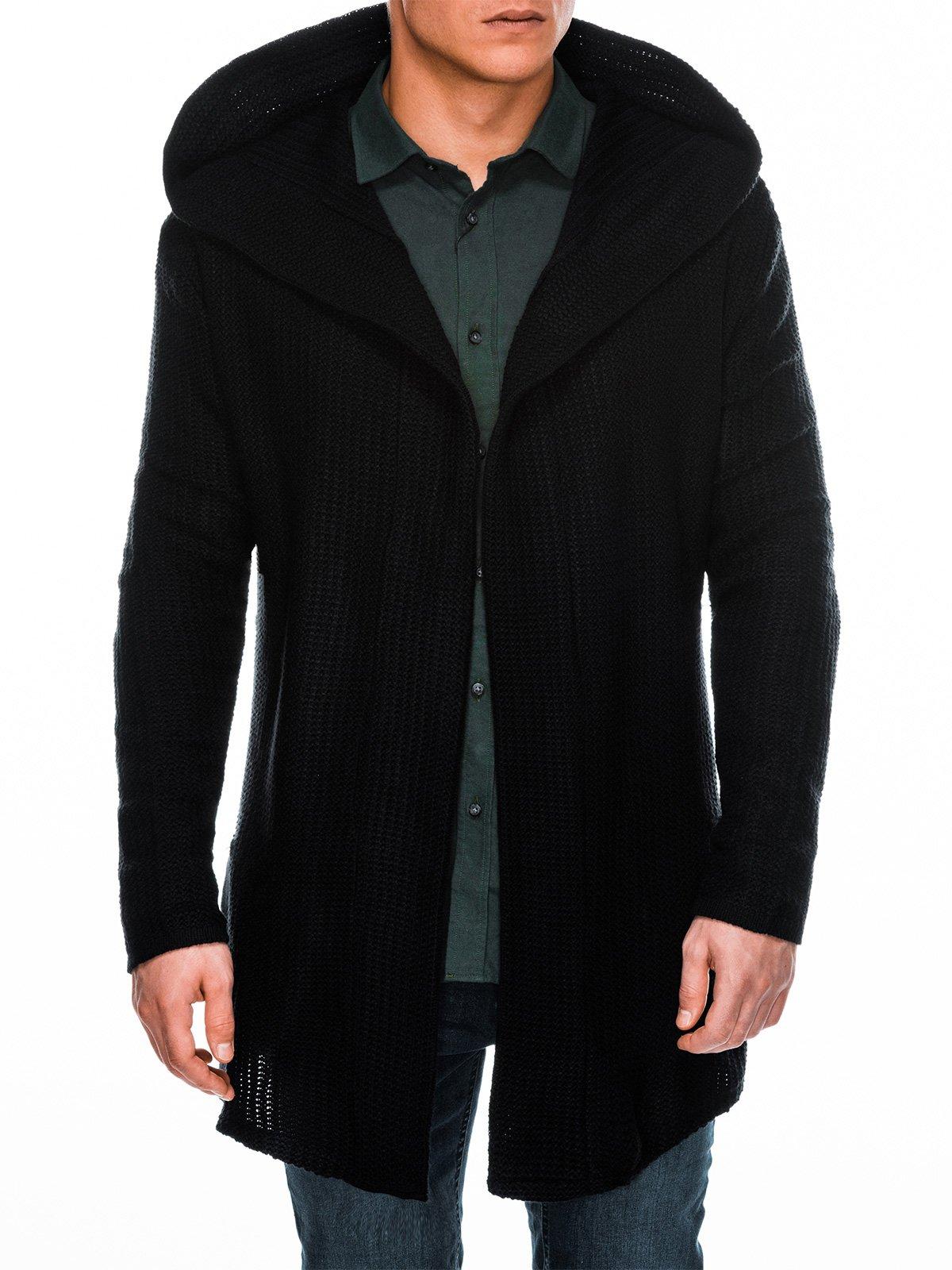 Pánsky sveter Biggie čierna XXL