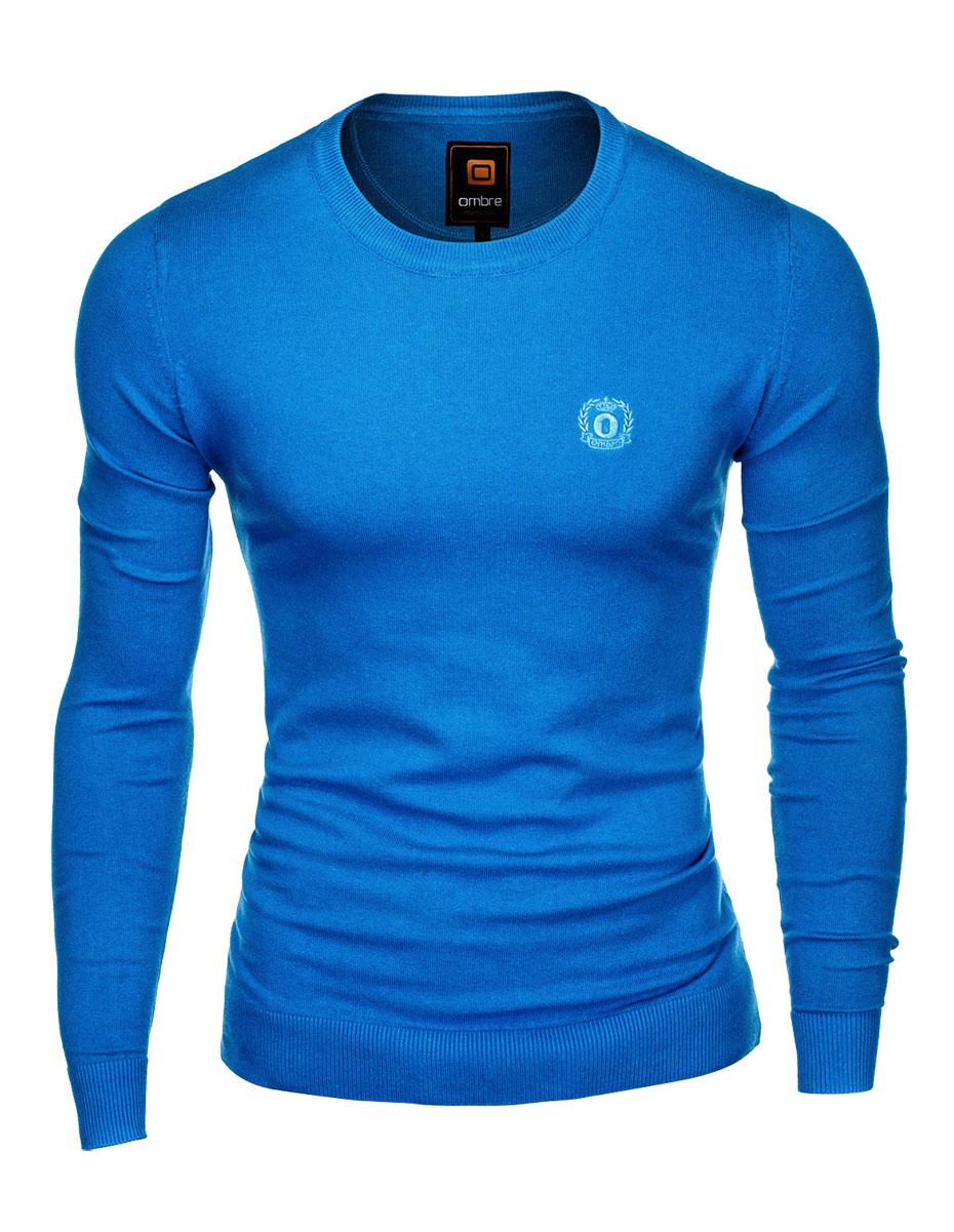Pánsky sveter Trey modrá XL