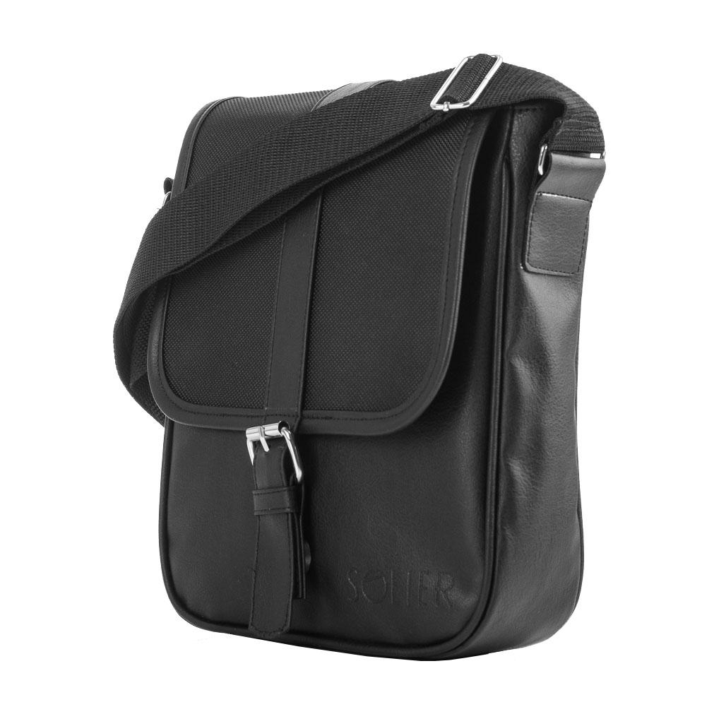 Pánska taška na doklady Grab čierna