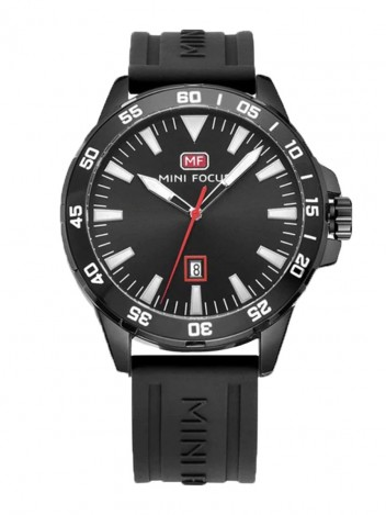 Mens Watch Borrow Black