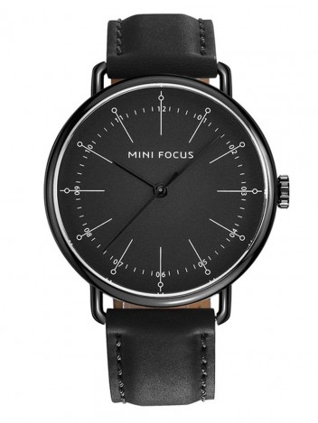 Mens Watch Marksmen Black
