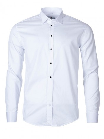 Mens Shirt Gain White 176-182/39