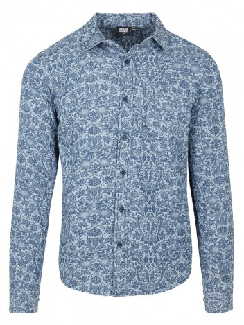 Mens Shirt Artist Light Blue S