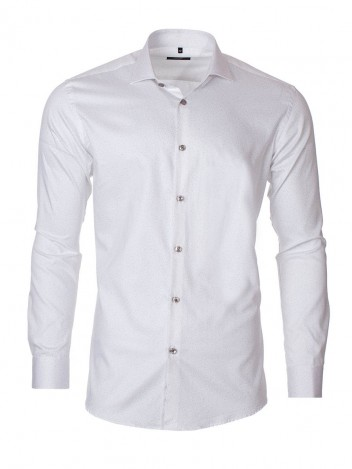 Mens Shirt Sander White size 38
