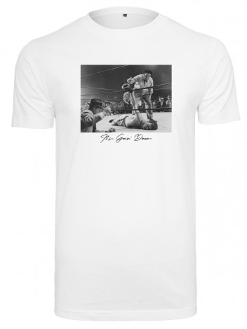 Mens T-shirt Down White