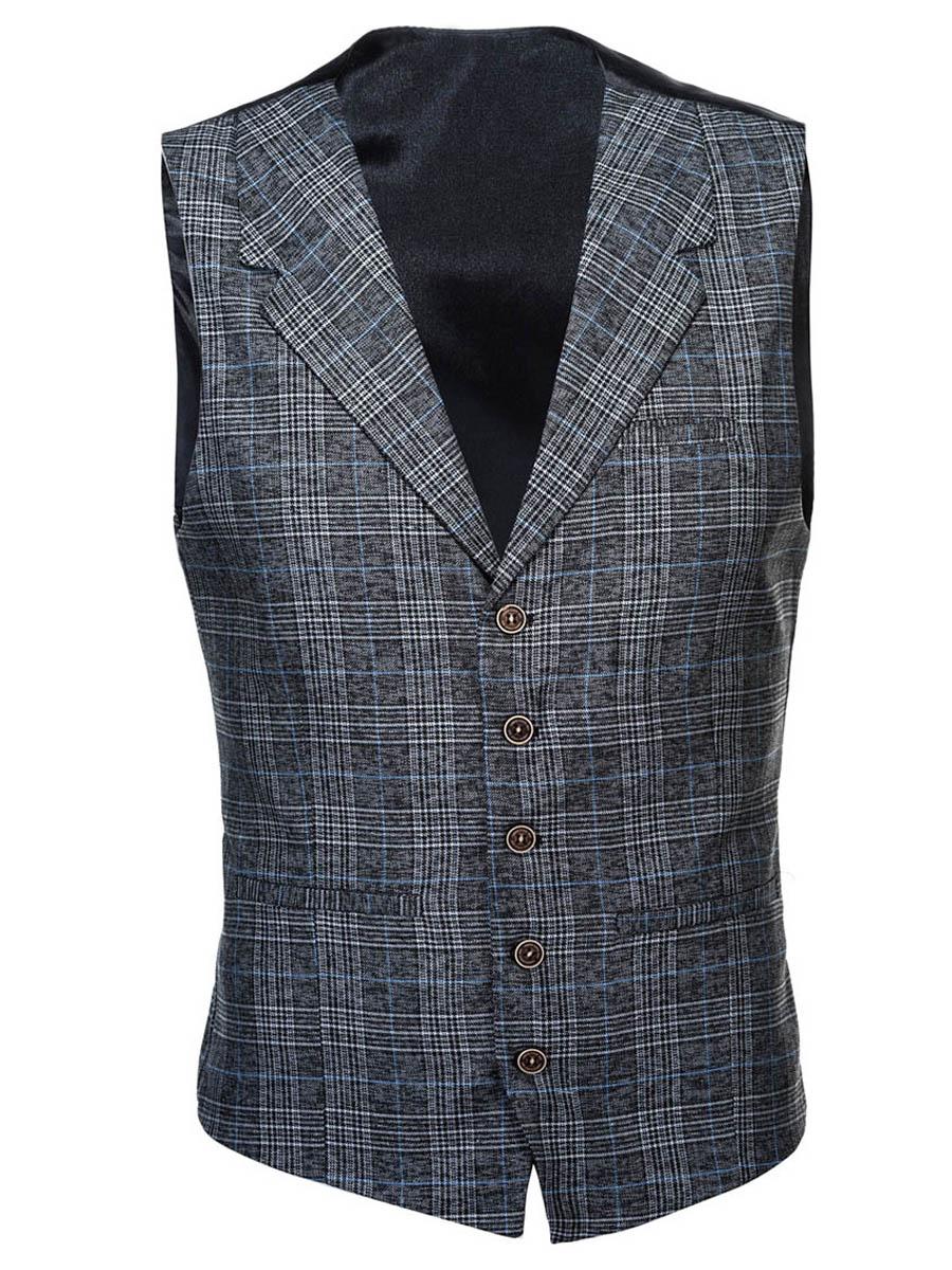 Pánska vesta Watson čierna XXL